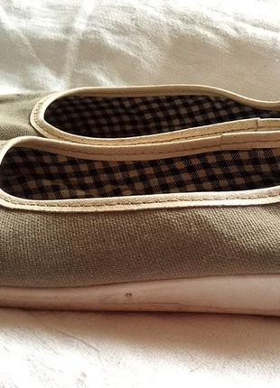 Макасины туфли тапочки 24,5 см