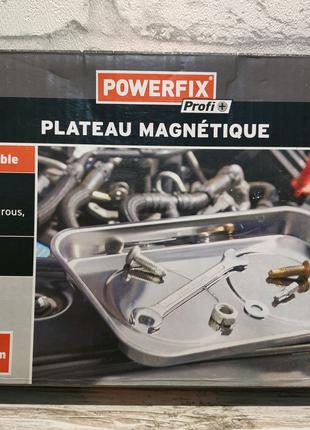 PowerFix Plateau Magnetique Магнитная чаша для инструментов