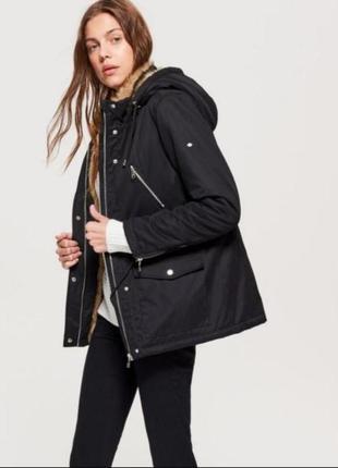 Парка куртка курточка классная на меху
