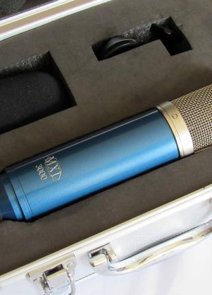 Микрофон конденсаторный Marshall MXL 3000