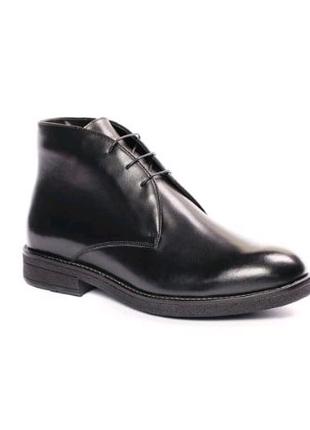 Шкіряне осіннє взуття