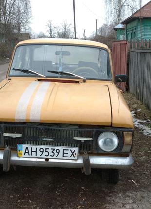 Москвич 412, Иж 412 ГБО