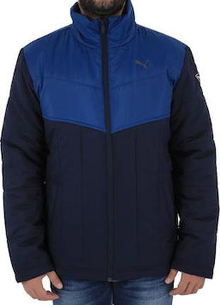 Куртка puma men's padded jacket