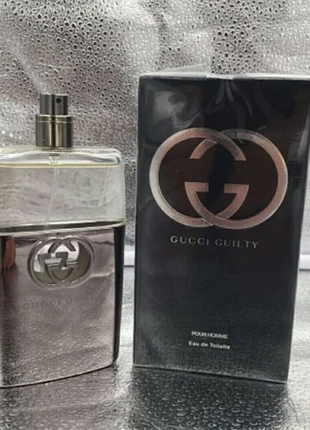 Gucci Guilty Pour Homme  Мужской парфюм