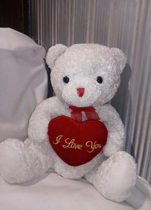 Медведь ко дню святого валентина