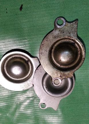 Крышка защита маслонасоса на скутер китай 125 150сс 157qmj