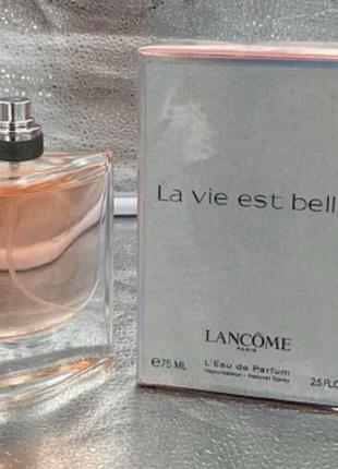 Lancome La Vie Est Belle  75 мл Женский парфюм