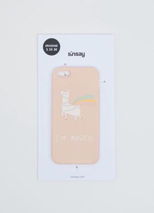 Чехол альпака на айфон 5