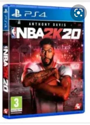 NBA 2k20 for playstation