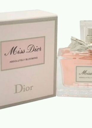 Christian Dior Miss Dior Absolutely Blooming  женский парфюм