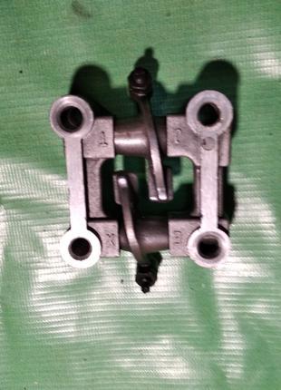 Постель распредвала на китайский скутер 4т 139qmb