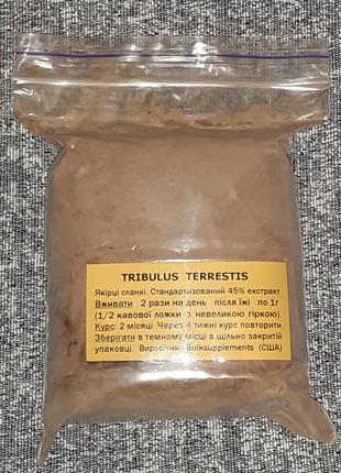 Трибулус экстракт порошок 200г США