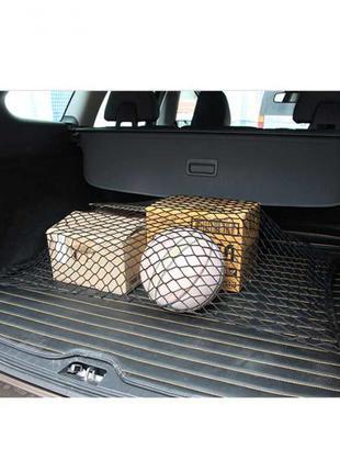 Сетка для крепления фиксации груза в багажнике
