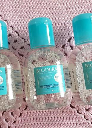 Bioderma abcderm h2o cleansing water детская мицеллярная вода ...