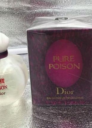 Christian Dior Pure Poison  женский парфюм