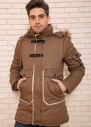 Куртка, парка мужская