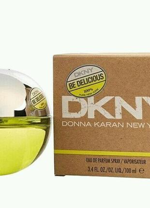 Donna Karan DKNY Be Delicious   женский парфюм