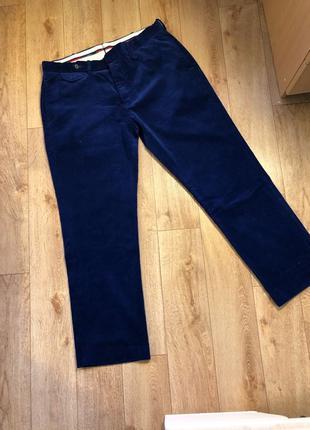Вельветовые винтажные брюки штаны polo ralph lauren