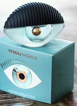 Kenzo World Kenzo  женский парфюм