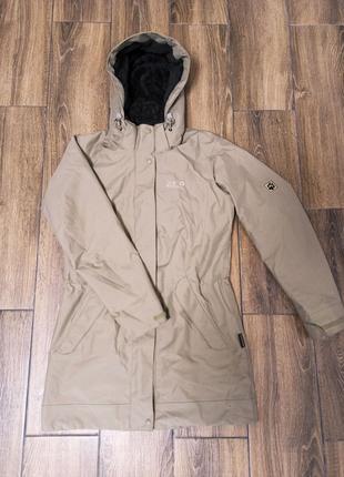 Фирменная женская куртка Jack Wolfskin