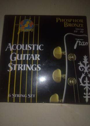 Струны на гитару