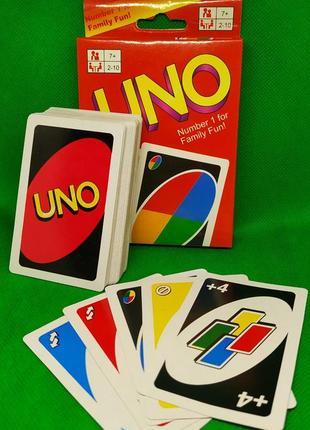 Настольная игра Уно/Uno