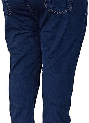 Мужские стрейчевые джинсы большого размера