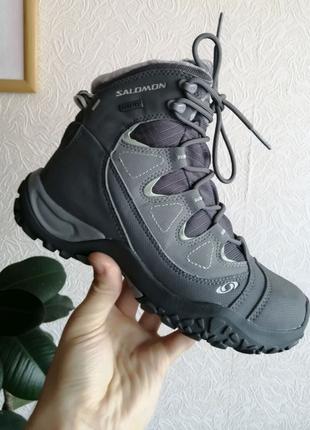 Трекинговые Ботинки Salomon Gore-tex Adidas Terrex Merrell Ecco