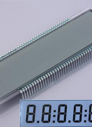Индикатор жк 6-и симфольный, 7-ми сигментный, Ith0817(Китай)