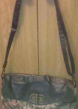 Кольорова сумка текстиль new yorker