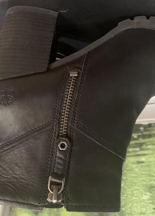 Ботинки кожание Timberland Ortholite 39 р