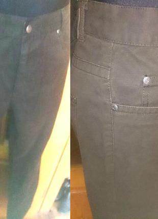 Коричневі джинси essentials w38 l 34 нові бірки