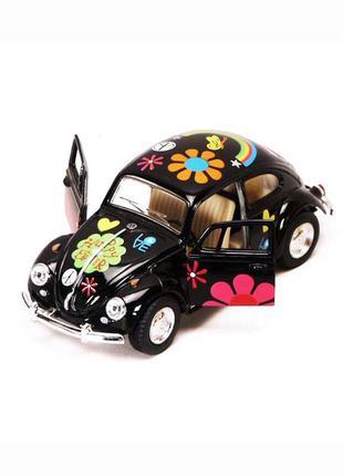 """Машинка kinsmart """"volkswagen classical beetle 1967"""""""
