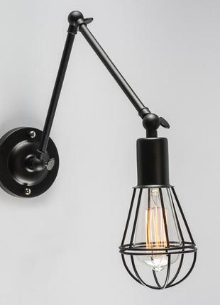 Настенный светильник, бра, Лофт