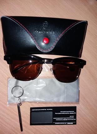 Очки  антибликовые , для вождения. со степенью защиты uv400