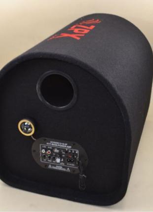 Автомобильный сабвуфер 1200W 48*35см с усилителем и Bluetooth