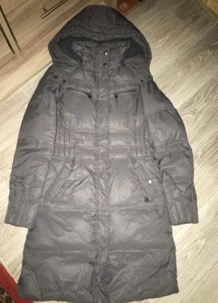 Пальто куртка пуховик
