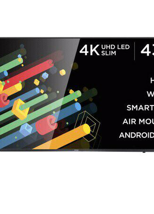Ergo 43 smart tv wi fi android