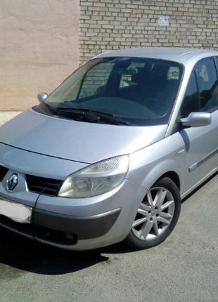 Запчасти Renault Scenic 2 2005г.
