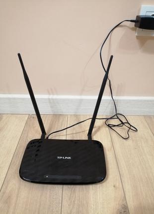 Роутер Archer C2 (прошивка Padavan, USB, 3G/4G, гигабитные порты)