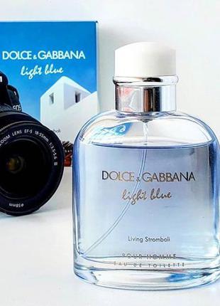 D&G Light Blue Living Stromboli Только 💯% оригинальная