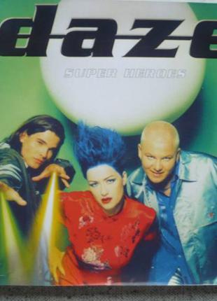CD Daze - Super Heroes (1997)