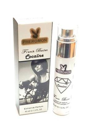 Парфюм с феромонами Franck Boclet Cocaine Pheromon (Унисекс)