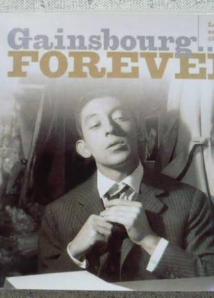 CD Serge Gainsbourg - Gainsbourg Forever (2001) 2 cd