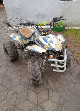 Продам квадроцикл FYM одномісний