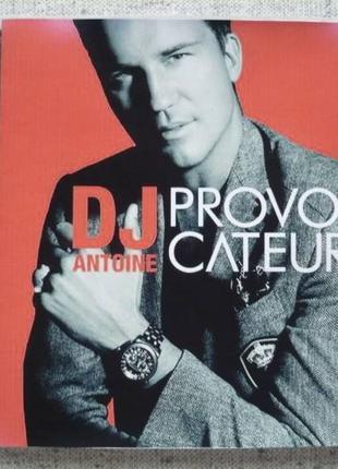 CD DJ Antoine - Provocateur (2016)