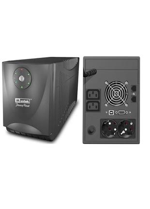 ИБП 1400VA Mustec PowerMust 1400 USB