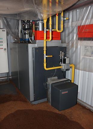 Продам газовую топочную котлы Viessmann Vitoplex 100