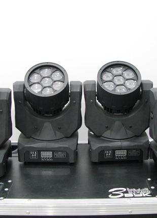 Светодиодная LED голова Free Color Mini B-EYE 710