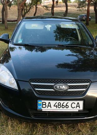 Kia ceed 1.6 2008
